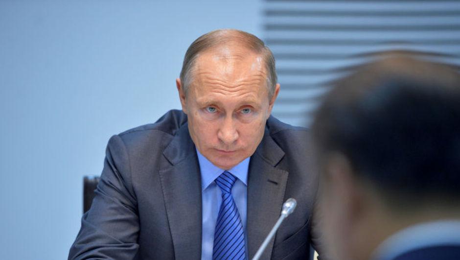 Putin Musul operasyonu