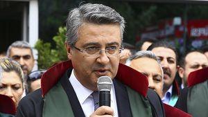 Hakan Canduran yeniden Ankara Barosu Başkanı oldu