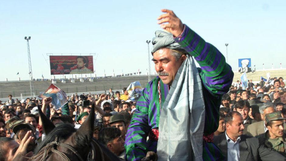Abdul Raşid Dostum