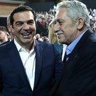 Aleksis Çipras yeniden SYRIZA başkanlığına seçildi
