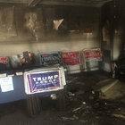 ABD'de Cumhuriyetçi Parti'nin ofisine saldırı