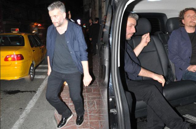 Murat Cemcir Harbiye gecelerinde