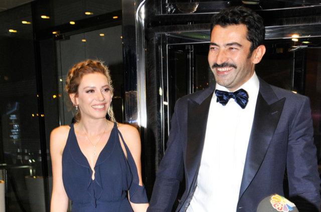 Sinem Kobal ve Kenan İmirzalıoğlu'nun düğün şıklığı