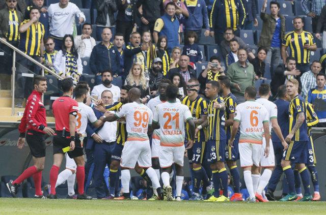 Fenerbahçe'de dev zirve