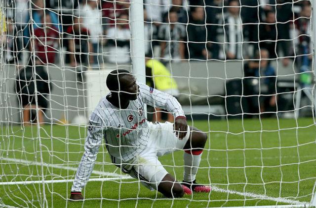 Beşiktaş'ta 9 numara laneti