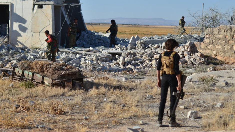 ABD Suriye