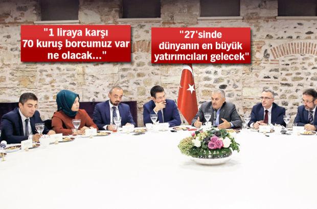 Başbakan Yıldırım: En büyük reform 'Başkanlık'