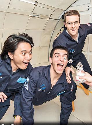 Uzaya Gidecek Ilk Türk Habertürke Konuştu