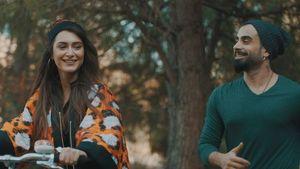 Gökhan Türkmen, eşine yazdığı şarkıya klip çekti