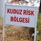 Bursa'da kuduz karantinası