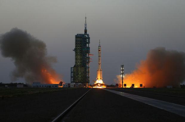 Çin'den uzaya çıkarma!