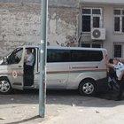 Adana'da keşif heyetine saldırı