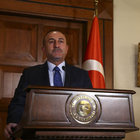 Mevşüt Çavuşoğlu ile John Kerry Musul Operasyonu'nu görüştü
