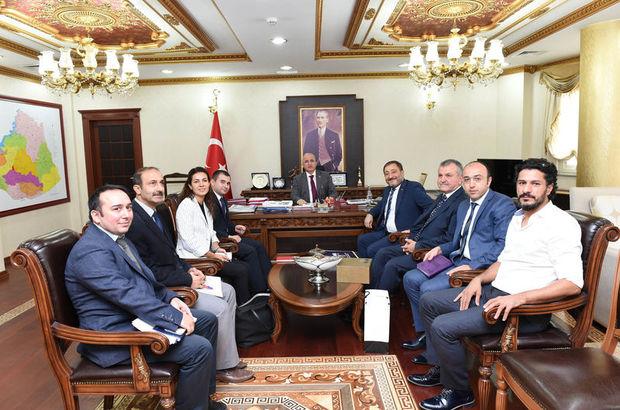 Türkiye'nin tekstil üssü kuruluyor