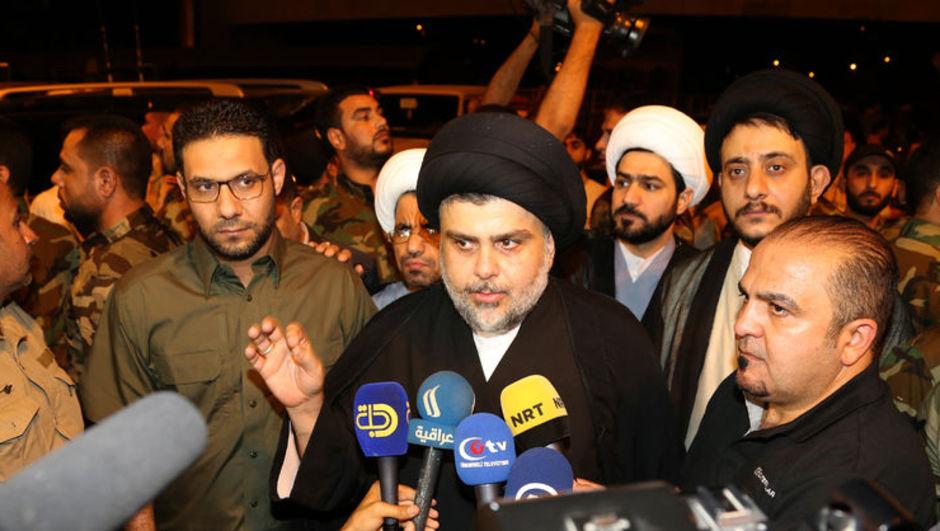 Mukteda es-Sadr Musul operasyonu