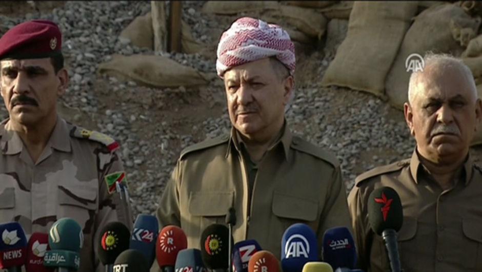Mesut Barzani