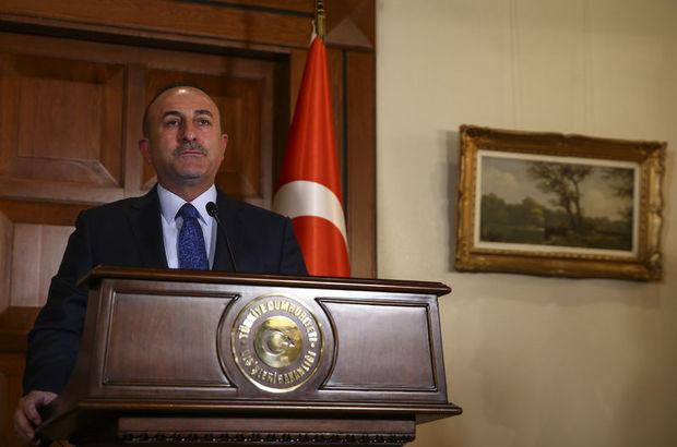 Çavuşoğlu ile Kerry Musul Operasyonu'nu görüştü
