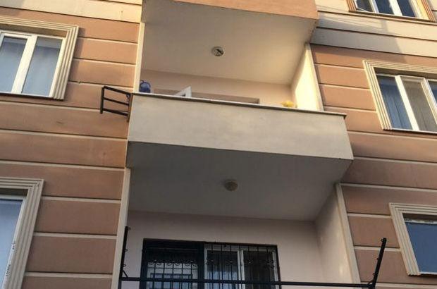 Elazığ'da balkon faciası