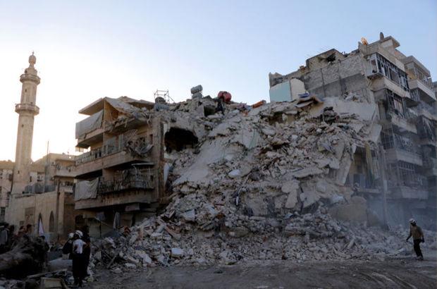 AB'den Suriye ve Rusya'ya kınama