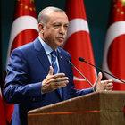 Cumhurbaşkanı Erdoğan, Ankara'ya geldi