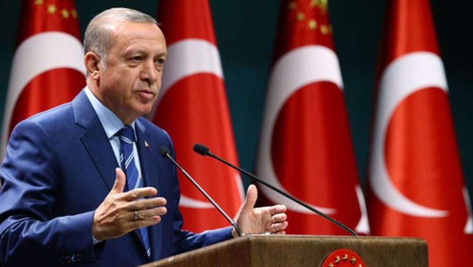 Recep Tayyip Erdoğan Ankara