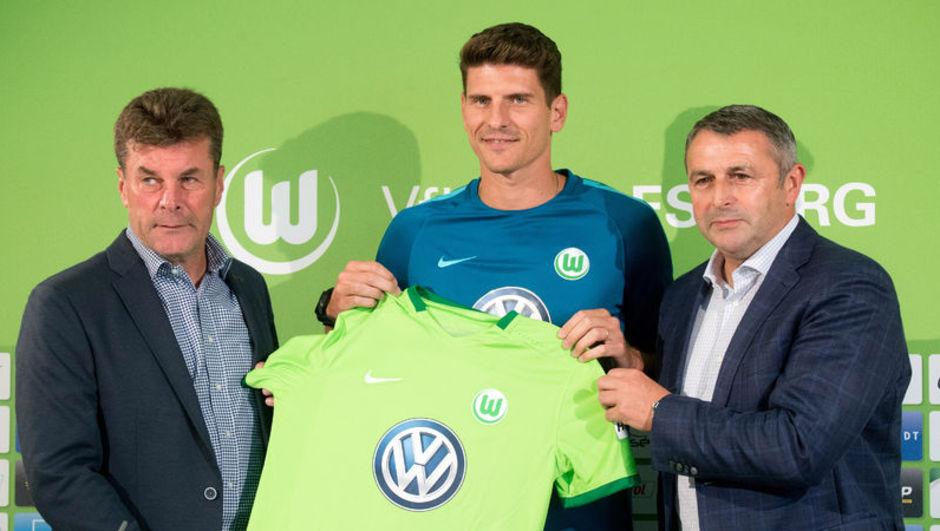 Dieter Hecking Wolfsburg