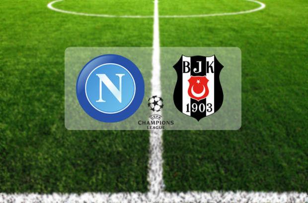 Napoli Beşiktaş maçı hangi kanalda, saat kaçta yayınlanacak? Taraftarlara kemer işlemi