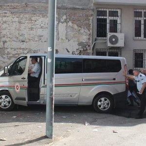 Adana'da keşif heyetine saldırı!