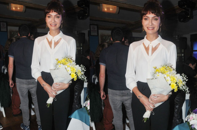 Birce Akalay 10 kilo verdi