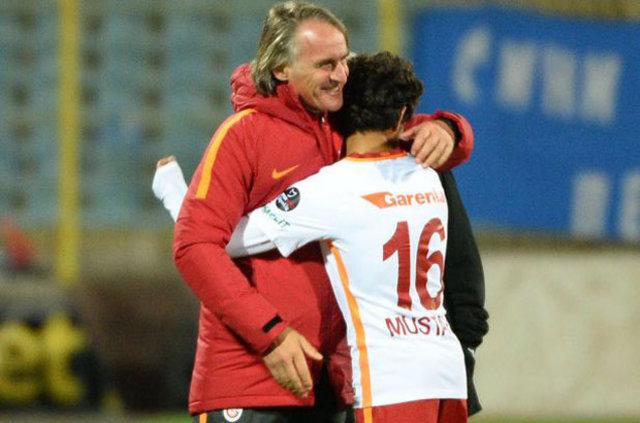 Sergen Yalçın'dan Galatasaray'ın 14 yaşındaki genç yıldızı Mustafa Kapı'ya nasihat