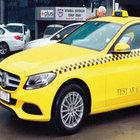 İstanbul'da lüks taksiler trafiğe çıktı