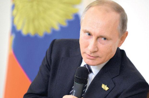 Putin'den Batı'ya ağır sözler