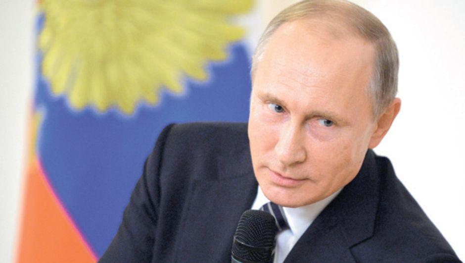Viladimir Putin