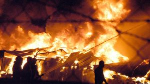 Hindistan'da hastanede yangın: 23 ölü, 106 yaralı