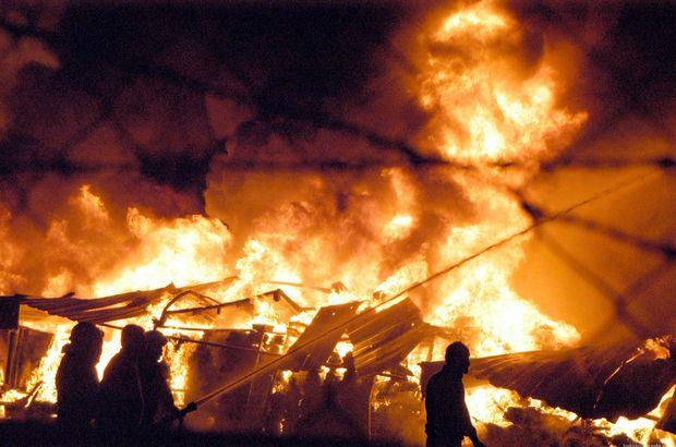 Hindistan'da hastanede yangın dehşeti!