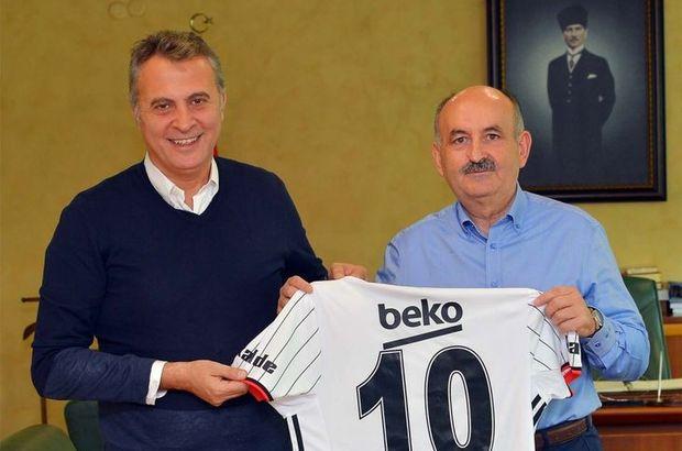 Mehmet Müezzinoğlu Fikret Orman Beşiktaş