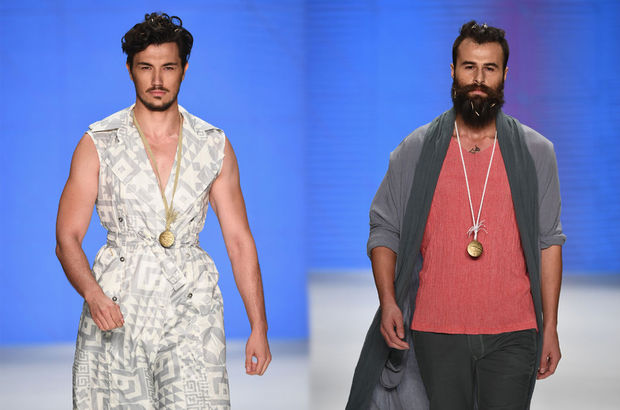 Türkiye logosu modaya ilham oldu