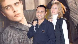Serdar Ortaç, eşi Chloe Loughnan'la mutluluk pozları verdi