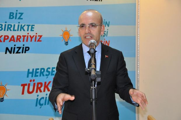 Mehmet Şimşek: Günübirlik iniş çıkışlar gelir geçer