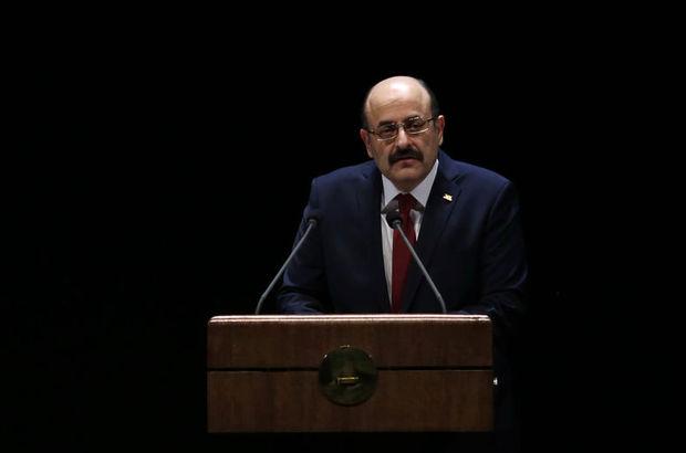 YÖK Başkanı Yekta Saraç'tan kadro müjdesi