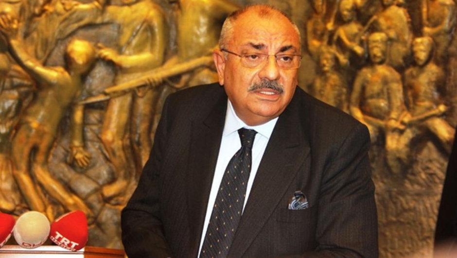 Tuğrul Türkeş KKTC Mustafa Akıncı