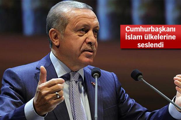 Cumhurbaşkanı Erdoğan: Terörle ancak uluslararası işbirliğini artırarak mücadele edebiliriz