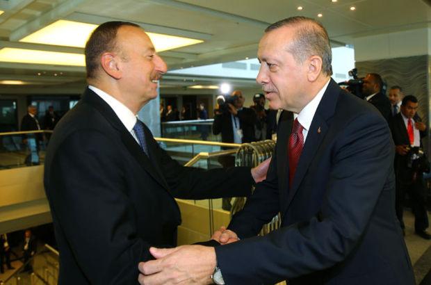 Cumhurbaşkanı Erdoğan'dan Azerbaycan'a bağımsızlık kutlaması