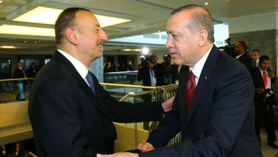 Recep Tayyip Erdoğan Azerbaycan