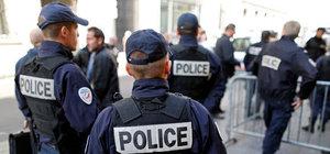Paris'te polisin izinsiz gösterisine soruşturma
