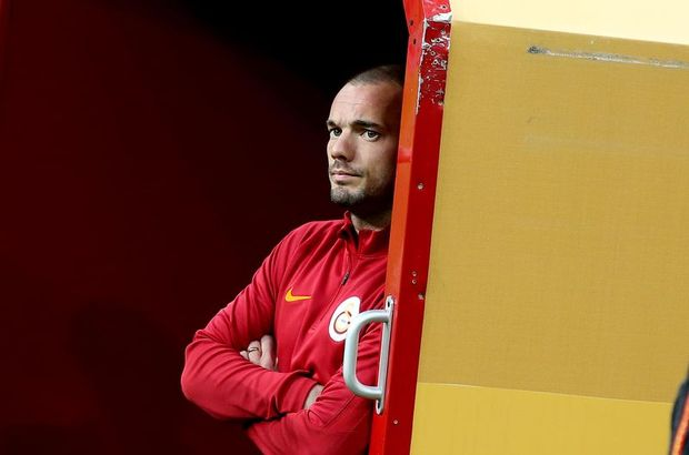 Wesley Sneijder Galatasaray Trabzonspor
