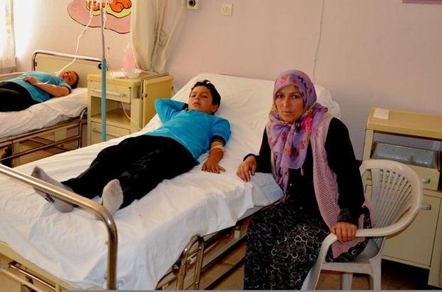 20 öğrenci hastanelik oldu!