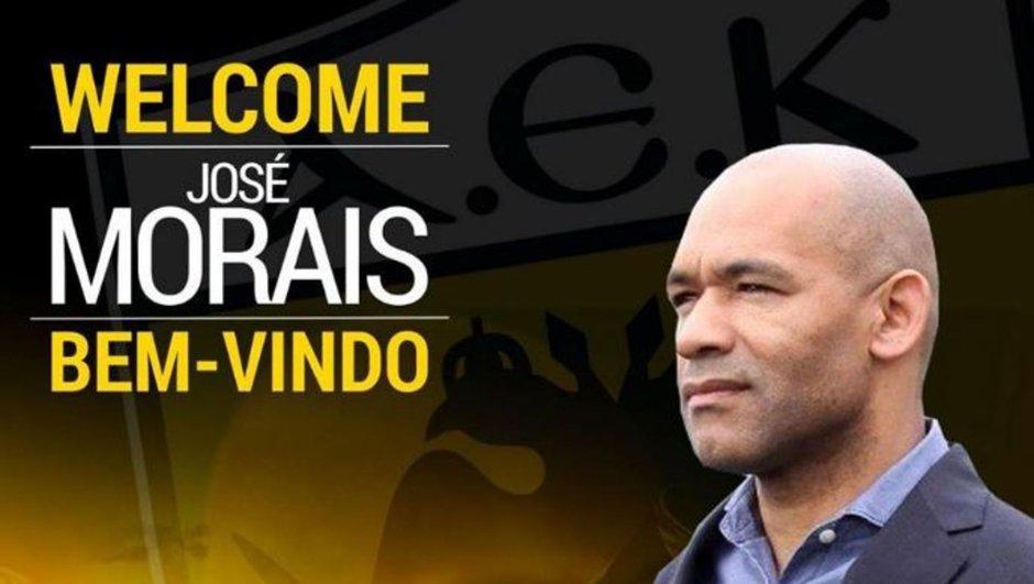 Jose Morais AEK