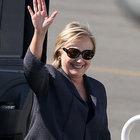Hillary Clinton'ın çıplak heykelini diktiler