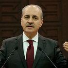 Başbakan Yardımcısı Kurtulmuş'tan Musul açıklaması
